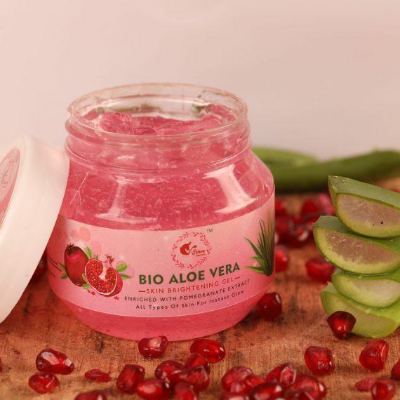 V-Bio Aloe Vera Skin Brightening Pomegranate Gel