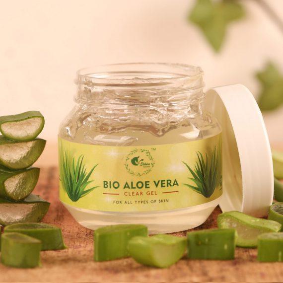Pure Bio Aloe Vera Clear Gel