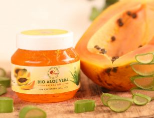Bio Aloe Vera Papaya Gel
